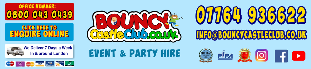 Bouncy Castle Club