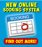 New Online Booking System